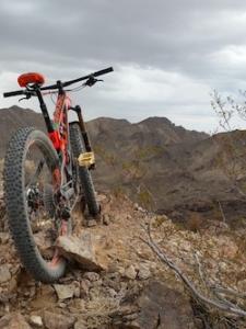 Fahrradbeleuchtung für Mountainbiker