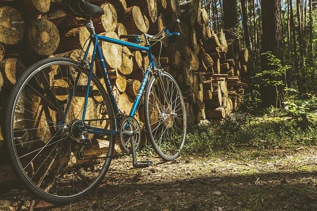Fahrradbeleuchtung für Rennradfahrer